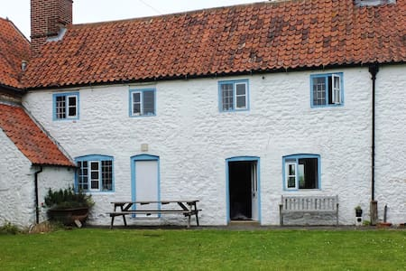 Lovely cottage in Ringstead, NW Norfolk - Ringstead - Haus