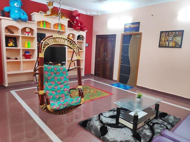 Kanchi Shantivan