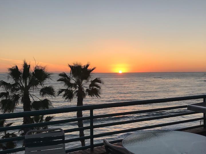 Laguna Beach Ocean Front Condominium
