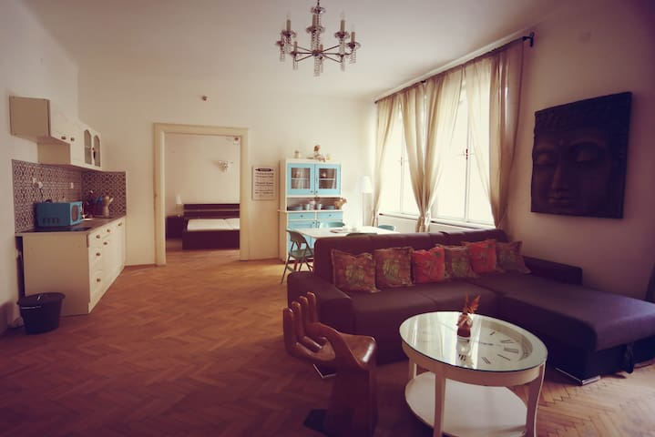 Second home 2 in heart of Bratislava