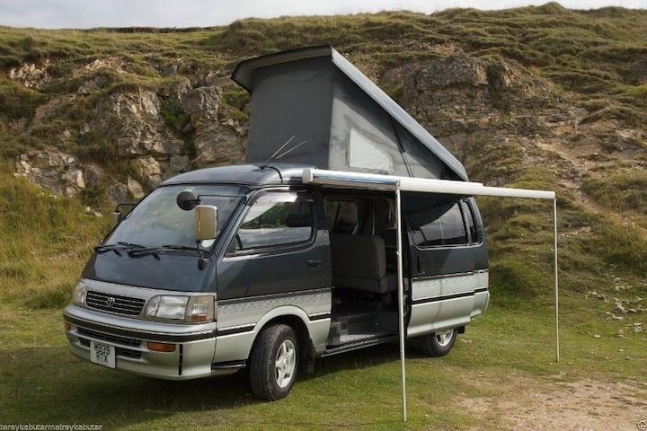 Juneau PopTop Camper/RV