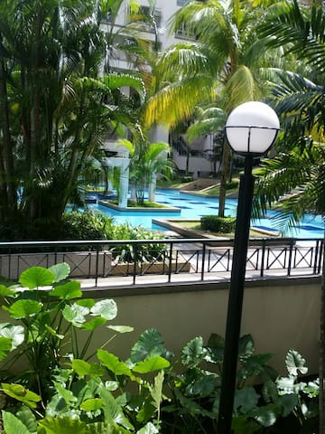 Resort Style Apartment - Petaling Jaya - Apartament