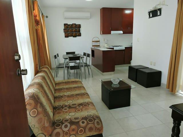 Maravilloso departamento Zona Dorada Tuxtla, Joyyo - Tuxtla Gutiérrez - Apartamento