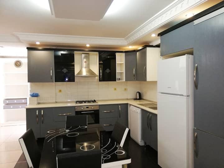 Antalya Lara Kundu'da 4+1 Lüks Villa