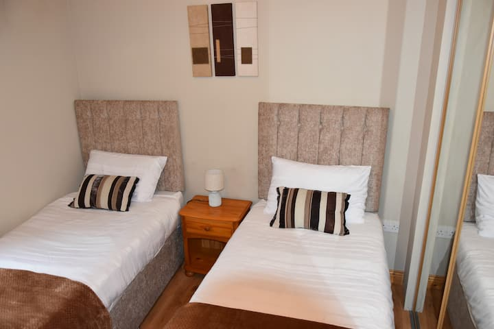 LittleField B&B, Durrow, Twin Room, Pets allowed