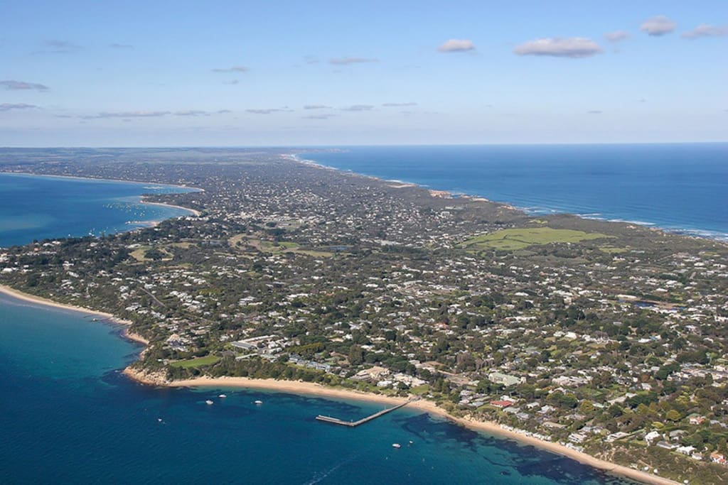 Much to do & see on beautiful Mornington Peninsula