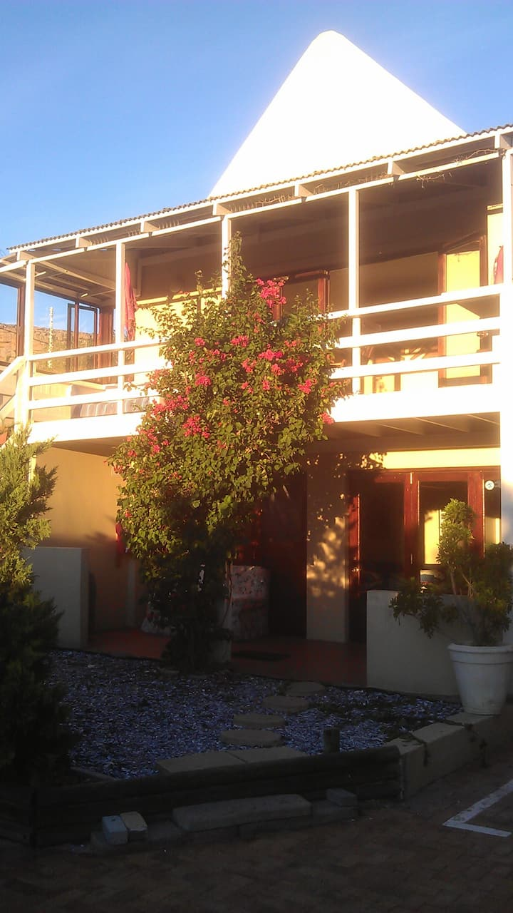 Downstairs Annex at the Elands Bay Guest House