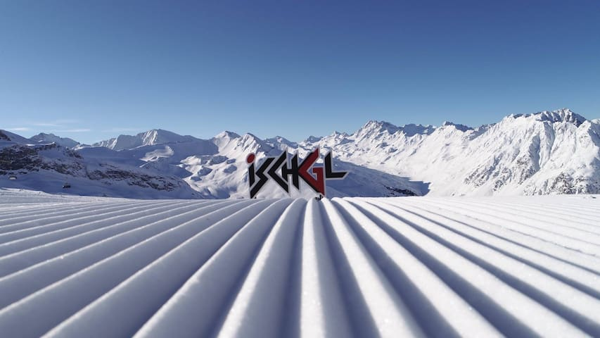 The best resort in the Alps at your fingertips