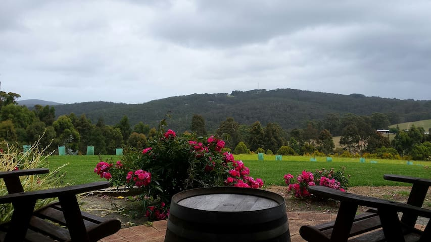 Karri Aura - Peaceful Mountain Retreat