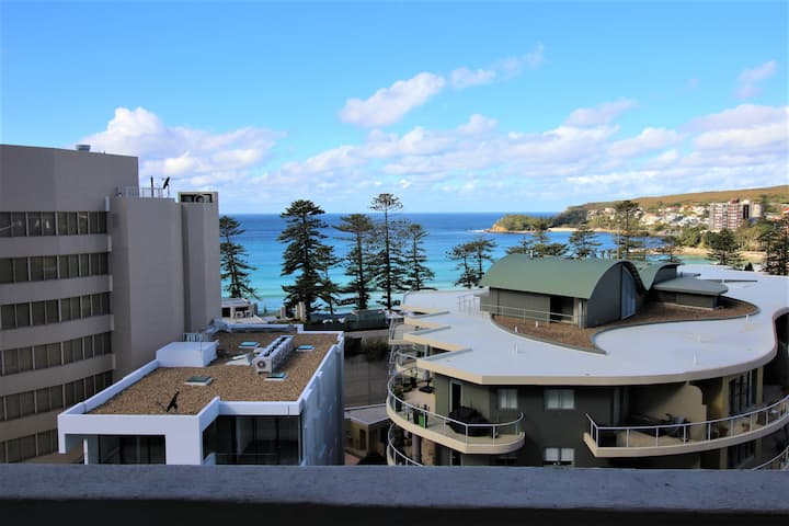 MANLY ONE BEDROOM APARTMENT WATER VIEW OUTLOOK