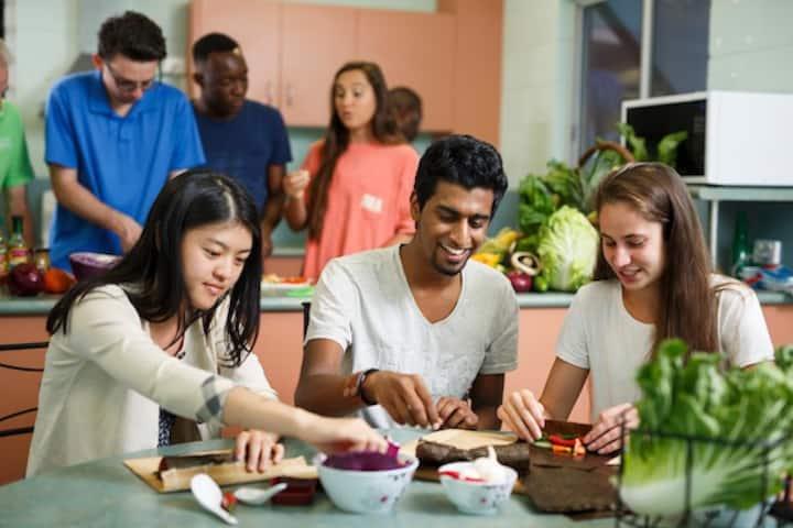 Rotary International House Student Accommodation
