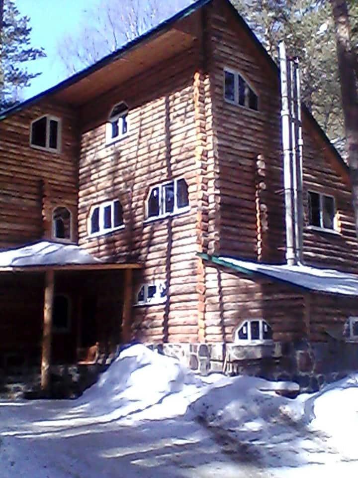 гостевой дом Мишка в лесу SkiPoint СТАНДАРТ