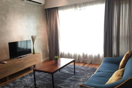 Luxurious apt 1min to Changkat Bukit Bintang. - Bukit Ceylon  - 公寓