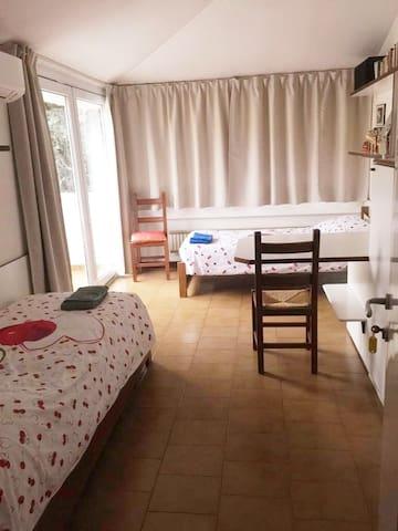 Camera Mya pace e relax, vicino Malpensa Fiera