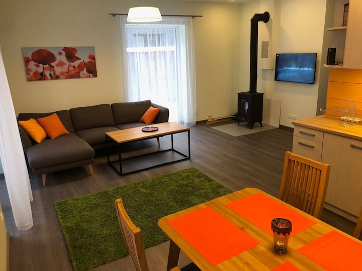 "Holiday Apartments ""Jolita"" (2 bedrooms, 87 sq.m)"