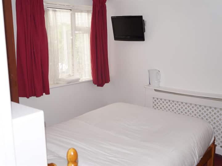 Double Room at Heathrow Inn