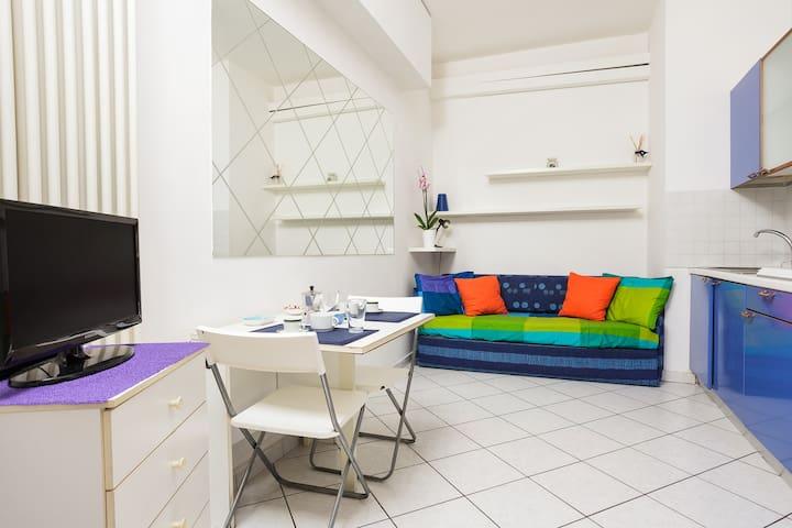 Appartamento Dalhia a Riccione fino a 2 persone