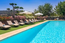 Luxury Villa in Ibiza, sleeps 12 - Can Bernadet