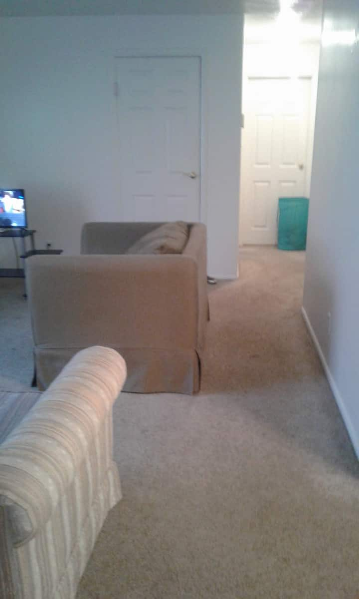 1 Room in a Spacious 2 Bed Apt by Kent State Uni