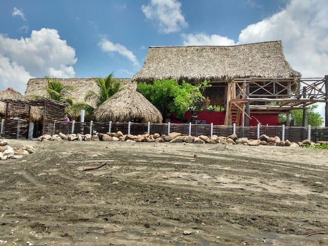 Las Sevillanas Beachfront Paradise