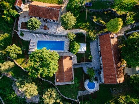 Grandfather's Secret Villa Murva