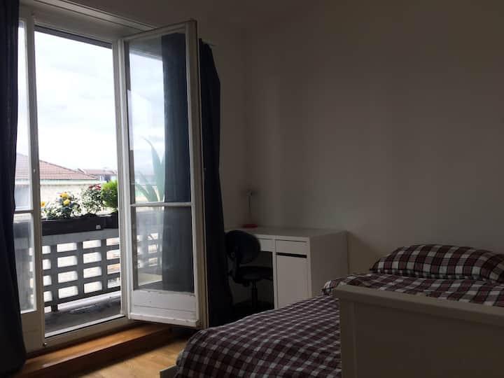 Room Chambre centre-ville de Genève