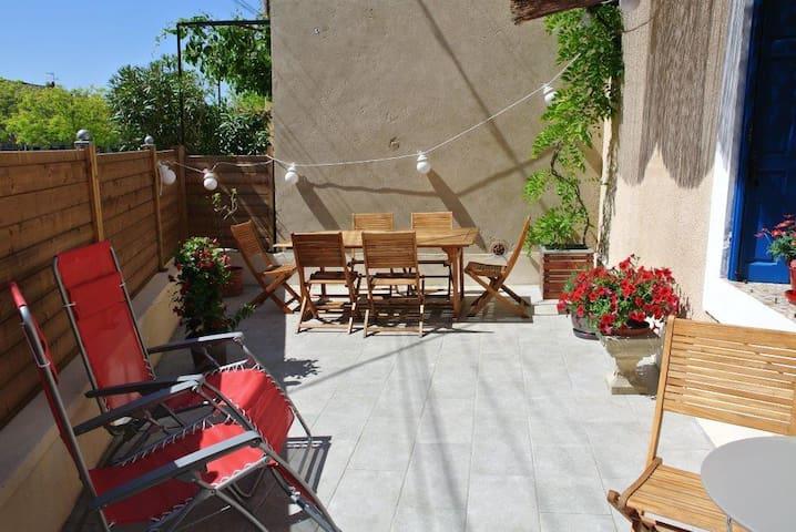 Provence Sud Luberon - Gîte 90 m²