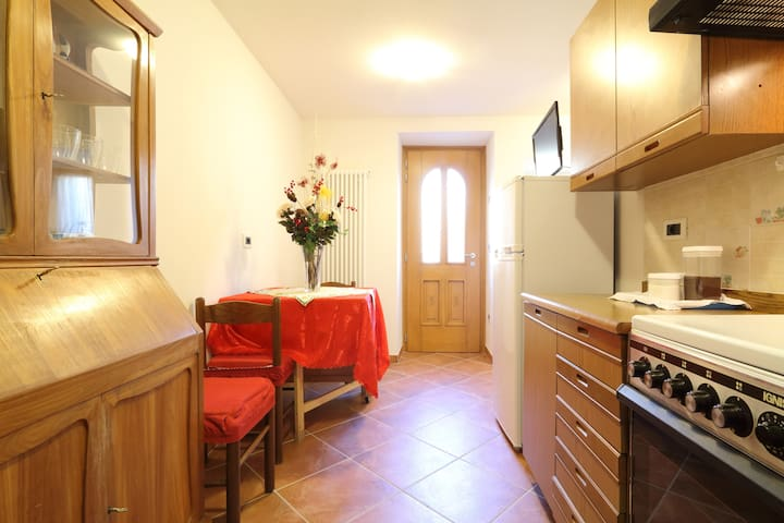 SWEET HOME per coppie o single - Canal San Bovo - Wohnung