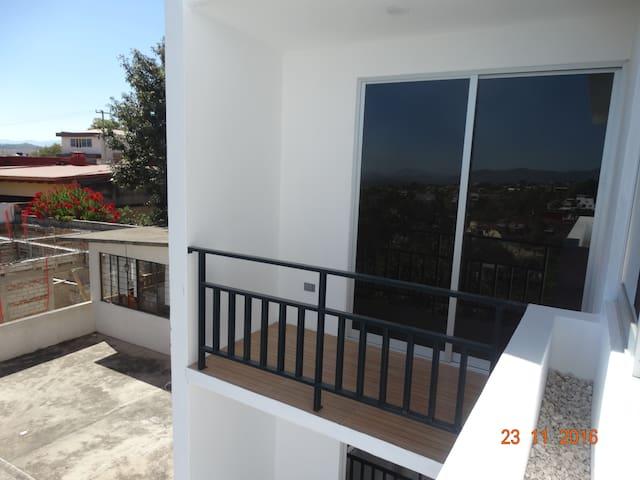 Departamento en la zona mas segura de Oaxaca - Oaxaca - Appartement
