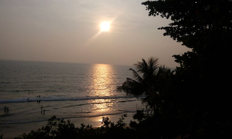 Green Plaza Beach Resort - Thiruvananthapuram - Apartamento