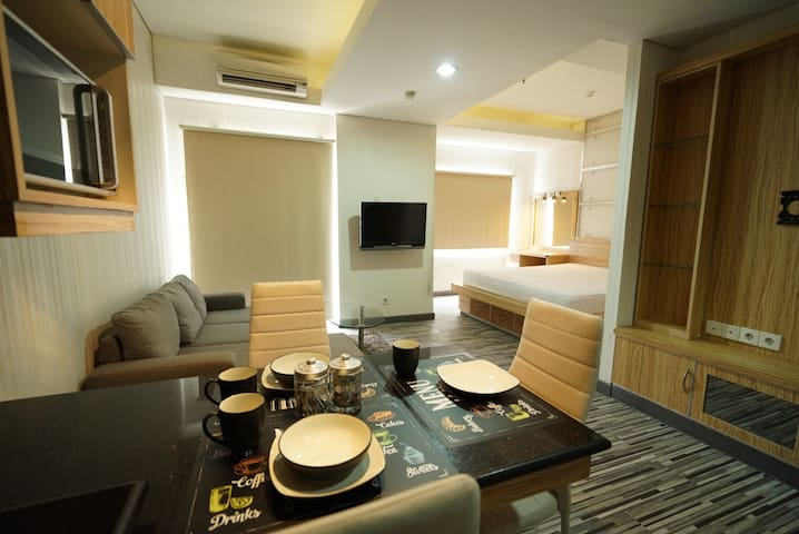 Stylish Compact at Thamrin-City Business Center