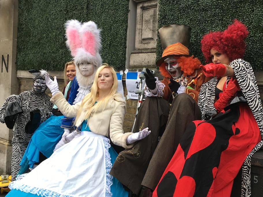 HIGHLIGHTS OF LAST YEARS NEW YEARS DAY PARADE