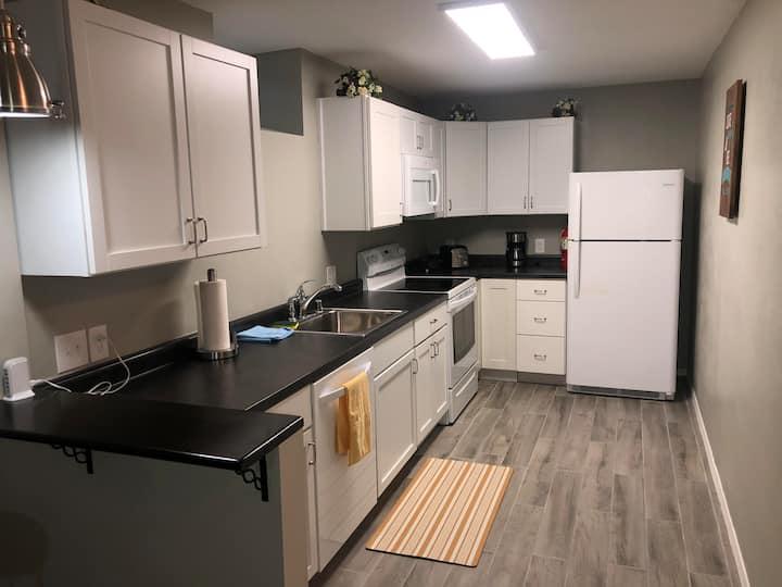 Private Apartment in Minneapolis