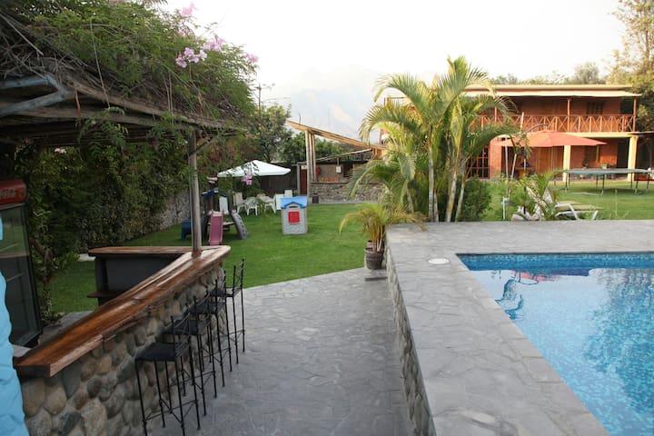 Casa Posada del Leñador Cieneguilla - Distrito de Cieneguilla - House