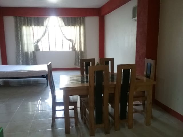 50sqm Studio Type Apartment (URDANETACITY ) - Urdaneta City - Apartment