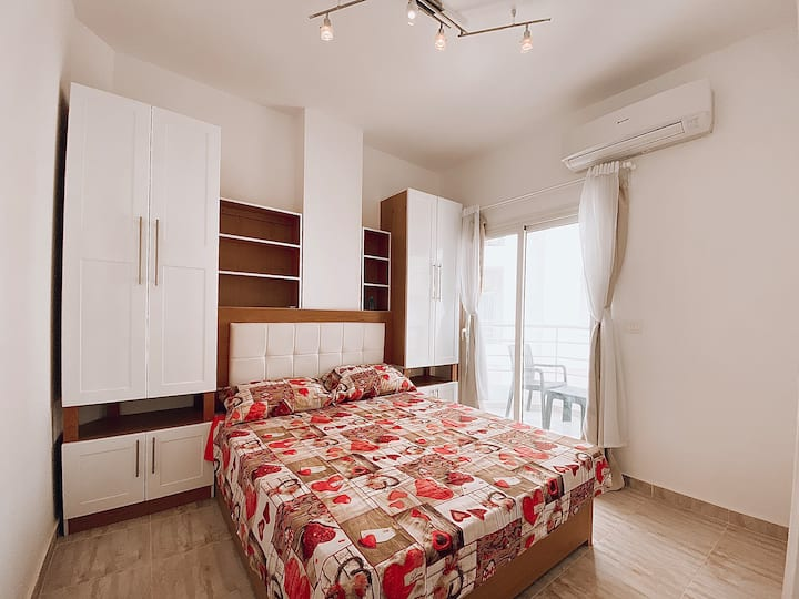 Brand new 2 bedroom apartment 5 minutes to ElGouna