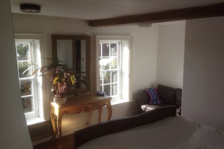 Double or twin ensuite sunny room - West Sussex - Bed & Breakfast