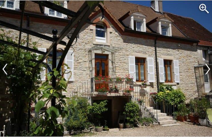 gîte saint antonio - Puligny-Montrachet - Huis