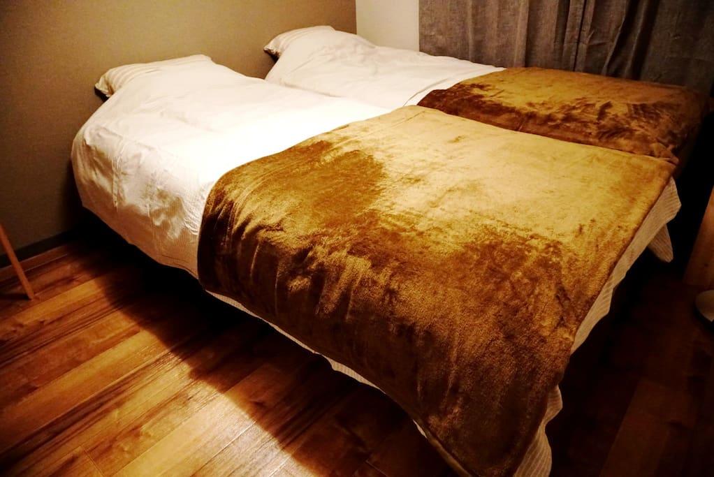 *Bedroom
