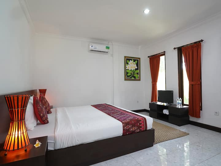 Kubu Ubud Hotel offers accommodation in Ubud.