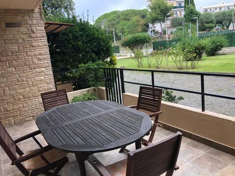 Apartamento tranquilidad en Costa Brava, Calonge