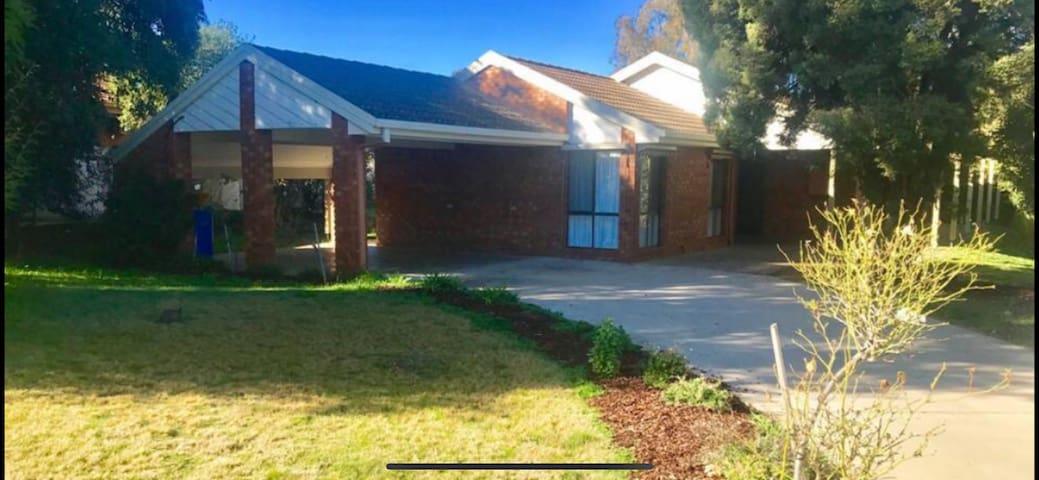 Barooga House $50pp