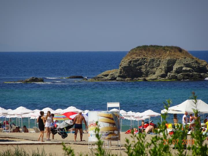 Bulgaria Central Beach Seaview Apart, Lozenets