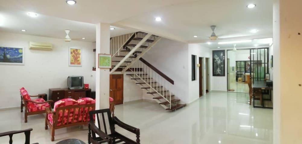 Home for 9 travelers at Seremban 最佳民宿地点