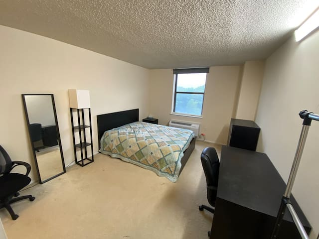 Entire Large 1-bedroom APT