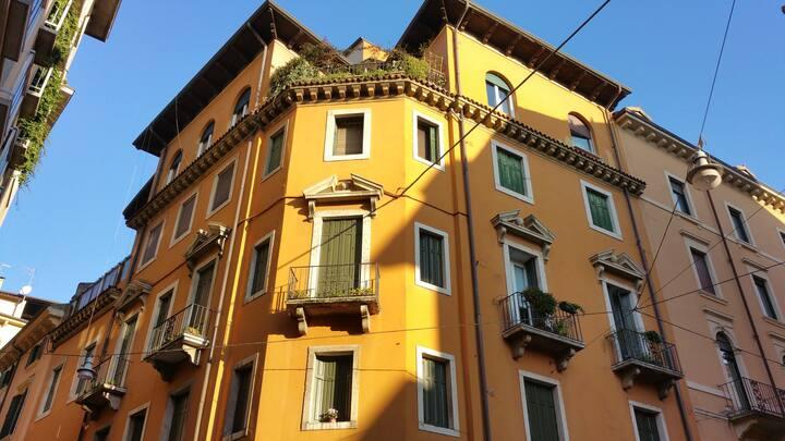 new little Verona ghetto central house 2 prsn