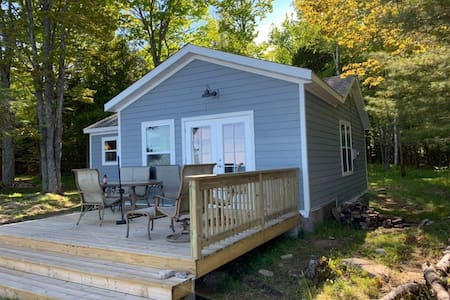 Serene Lake Superior Cottage