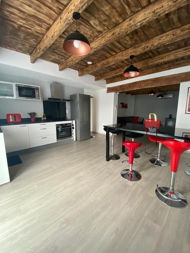 Maison individuelle ''Casa Monforte''