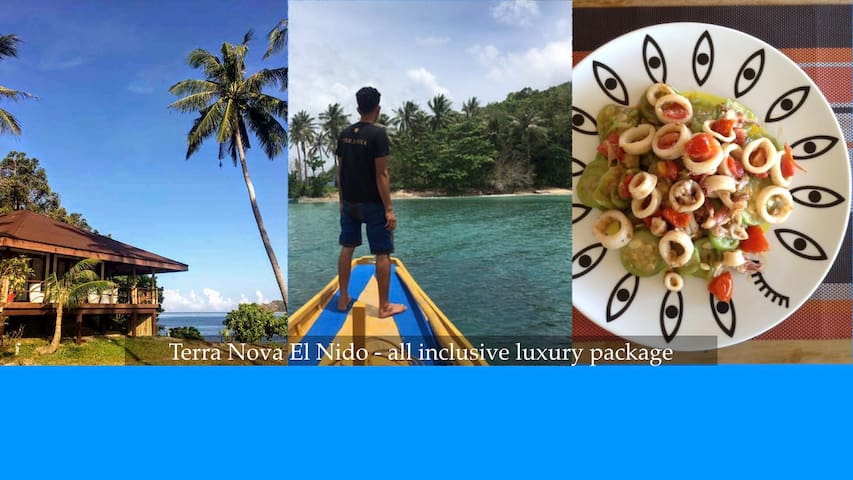 El Nido Luxury Villa#2 - W/TOUR
