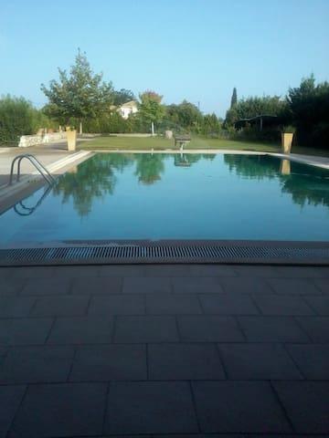 villa natali - Pirgos - Casa de camp